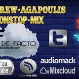 ΡΑΔΙΟΦΩΝΙΚΟ ΣΠΟΤ 2018 -2019 NON STOP MIX  - DJ ANDREW AGAPOULIS  MINI MIX SPOT