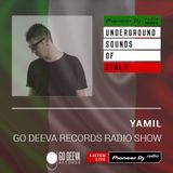 Simone Vitullo - Go Deeva Records Radio #005 (Yamil Mix) (Underground Sounds Of Italy)