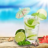 Summer Cocktail - stirred by YNON DIGITAL
