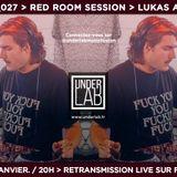 #UDLB 027 Lukas AvecunK @Twenty one records at @Underlab_Music