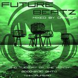 Damaja - Future Beatz - LIVE @ Drums .ro Radio (14.07.2015)