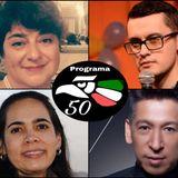 2017-10-22 PROGRAMA 50 #MXERadio