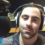 Dan Lassman Show on Time 107.5 FM 22/08/2015