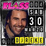 djReke - Klass004 -30-03-19