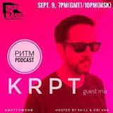 KRPT History Of DNB 1998 Mix for Rhythm Podcast 09/09/18
