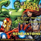 LOCAL HEROES @ BLACK INN [02.10.2014 / Ranstadt]