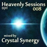 Crystal Synergy 2hr Guest Mix - DjYf Heavenly Sessions 008 - Sep 2010