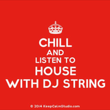 The Sunday Soulful House Sessions with DJ STRING 27.09.2015 on www.mixify.com