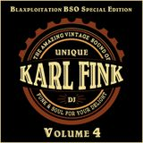 Karl Fink - The Vintage Sound of ( Vol 4 ) Blaxploitation BSO Special Edition