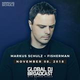 Global DJ Broadcast - Nov 08 2018