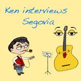Ken Sykora Interviews Segovia