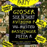 Bananna Club #CLOSINGPARTY @ Sala Simbala 26/06/2015