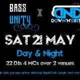 Adam Mac - Live at Bass Unity x Down'n'Dirty May 22nd 2016