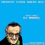 Private Stock Radio #31 (Mar '19) {Guest: DJ Marvel} Anderson Paak, Nate Dogg, Kamaiyah, Kleeer...