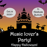Music Lover's Party 2017.10.14