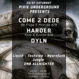DNB All Nighter @ pixie undergorund  25/07/2015