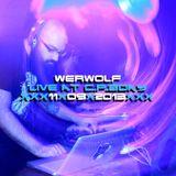 Werwolf @ Club Panda - 1st Bday Bash // Live Rec. // 11.09.2013