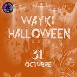 Adren Aline (Trilobite Music) @ Wayki Halloween - Huambutio - The Sacred Valley - Perú - 31.10.2018
