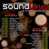 Smash @ SoundLine X-Mas Edition (AmbeatRadio.pl) - 24.12.2014