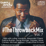 #TheThrowbackMix Vol. 7: 1980s - Part 1