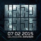 Hard Bass 2015 Warm Up Mix