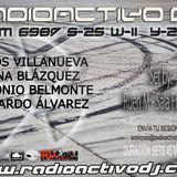RADIOACTIVO DJ 11-2017 BY CARLOS VILLANUEVA