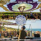 CJ Art ][ Artelized @ Dakini Festival 2017 - Ishtar Stage [30.06.2017] (Romania)