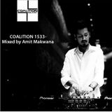 Coalition 1533- Mixed by Amit Makwana