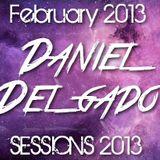 February 2013 - Daniel Delgado Sessions 2013