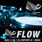 BOC @ FLOW - Kis Á, Budapest 14FEB2015