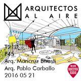 2016 05 21 - T2 P45 - Entrevista Estudio Carballo - Errasti