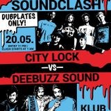 BIG LEAGUE SOUNDCLASH 2017 - City Lock VS DeeBuzz