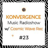 Podcast #23 w/ Cosmic Wave Records