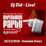 Dobialab Christmas Party 2018 - Dj Did