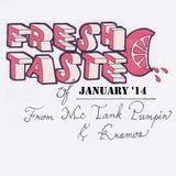 Kramos & MC Tank Pumpin' - Fresh Taste of January '14