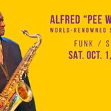 """Alfred """"Pee Wee"""" Ellis - Arts Garage - Delray Beach, FL - 2016-10-1"""