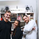 Waella's Choice: Aaron L and Andy Lemay with Dreamcast and Erika de Casier // 08-11-19