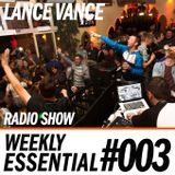 Lance Vance|Weekly Essential #003|Urban, Dance & Top Irish Hits