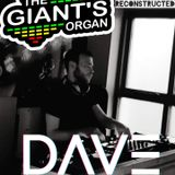 Dave Coach - Live! @ The Giants Organ 3-5-2019 (Reconstructed)