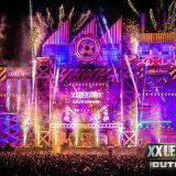 DJ Tediz live @ XXlerator Outdoor - Stunt Dome (Bussloo, The Netherlands) - 10.05.2014