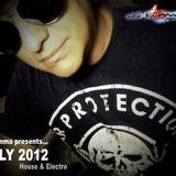 dj komma presents... July 2012 (House & electro)