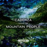 Mountain People - Cadenza Podcast 050 (Cycle)