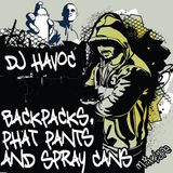 Backpacks, Phat Pants and Spray Cans Mixtape (90's/00's backpack hip hop)