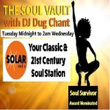 Soul Vault on Solar Radio 23/8/17 broadcast Tuesday Midnight to 2am with Dug Chant