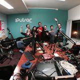 JITTERLAG + AMN Live @Scrogneugneu sur Radio Pulsar 02-05-2016 (Extraits de l'émission / ITW + Live)
