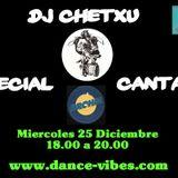 Chetxu Deejay @ Especial Cantados Navidad 2013 Dance Vibes