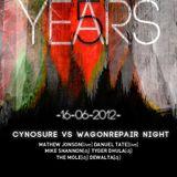 DeWalta @ The Wagon Repair vs. Cynosure Off-Sonar Party, Moog Club, Barcelona [16-06-2012]
