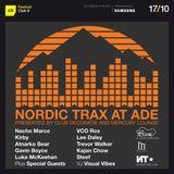 Nordic Trax Radio - NT X ADE 2014 Part 3 - Atnarko, Luke McKeehan, NT b2b Jam - Oct 2014