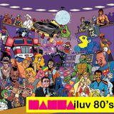 Dj Manga Iluv 80's mixes