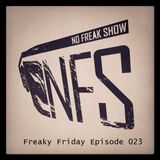 Freaky Friday Episode 023 - TOTAL TOTAL!